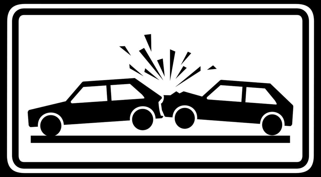 追突事故イメージ画像