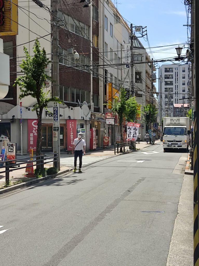 日暮里駅東口ロータリー周辺2