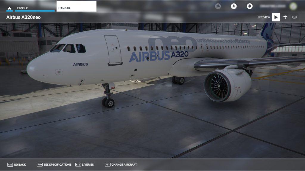 エアバスA320。