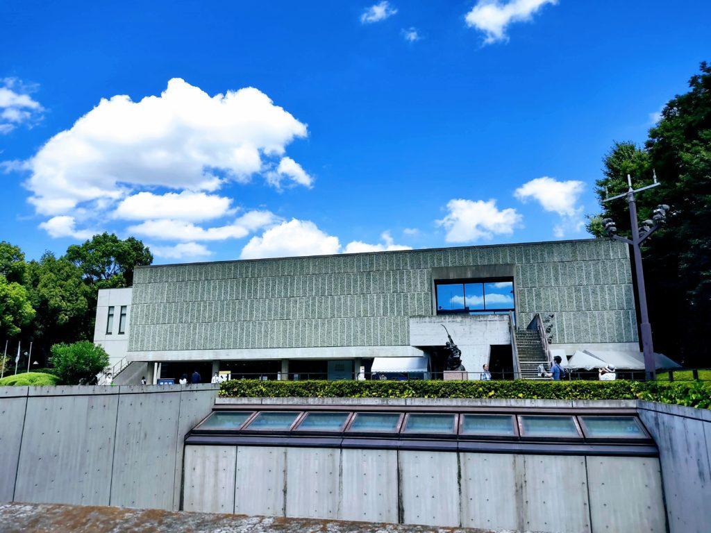 国立西洋美術館。