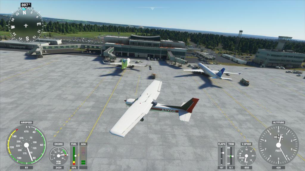 釧路空港 RJCK。