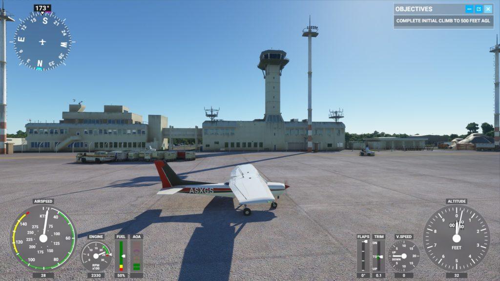 下地島空港 RORS。