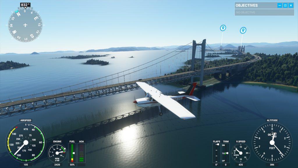 瀬戸大橋。