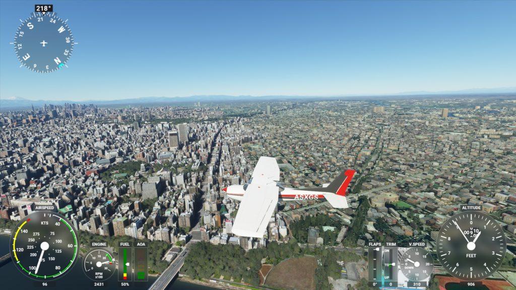 高精細データによる都市とそれ以外の都市の境界線。