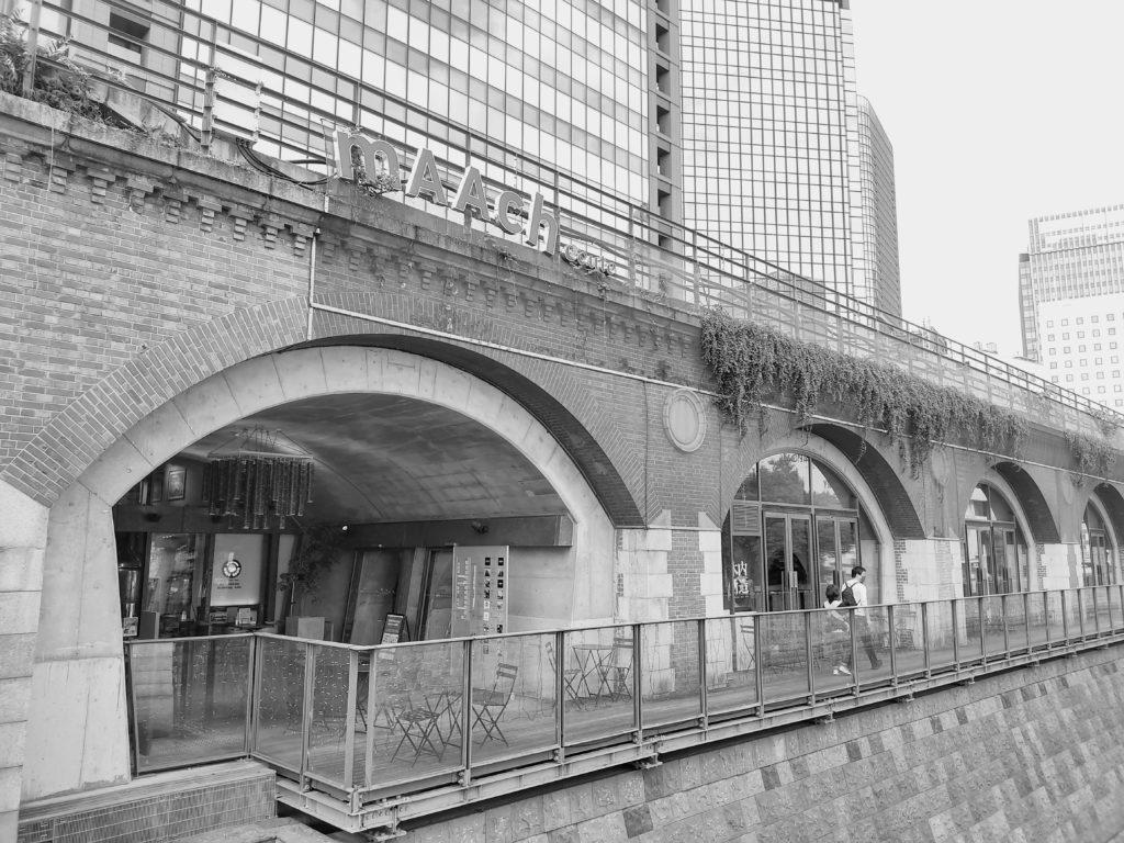 マーチエキュート神田万世橋。