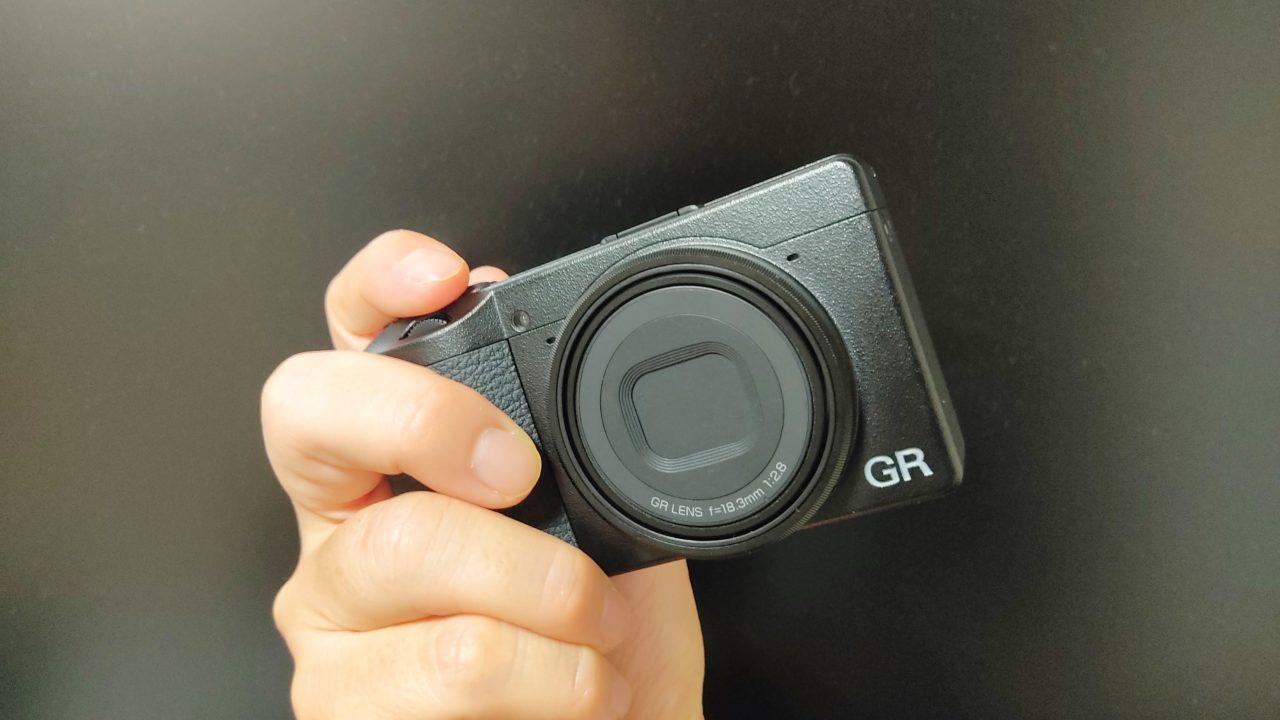 RICOH 「GR III」