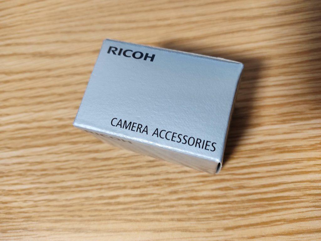 RICOH DB-110 充電式リチウムイオンバッテリー。