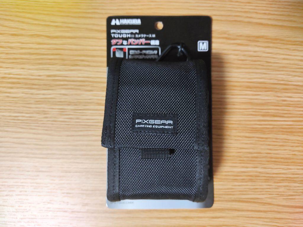 HAKUBA デジタルカメラケース ピクスギア タフ03 M