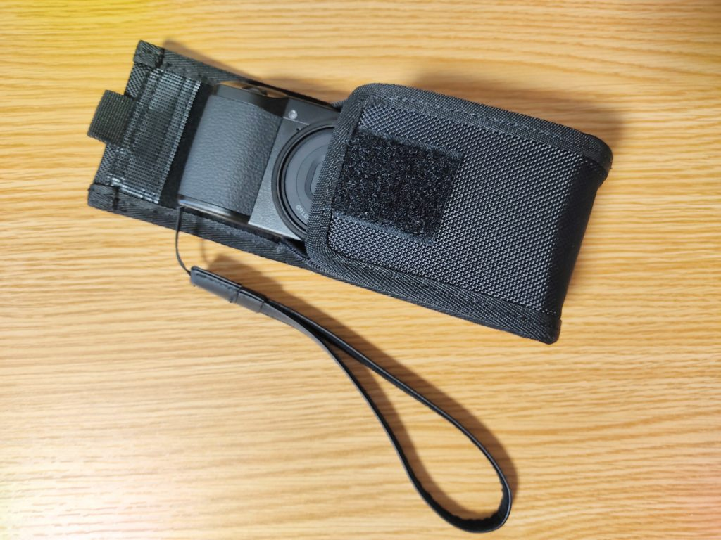 HAKUBA デジタルカメラケース ピクスギア タフ03 MとGR3