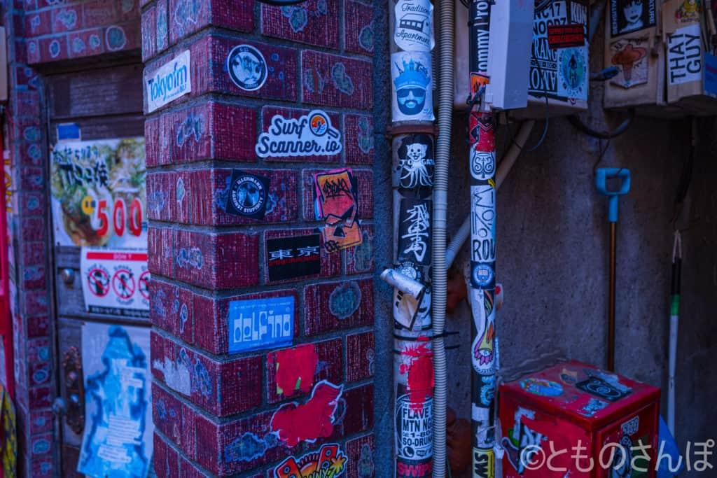 新宿ゴールデン街。