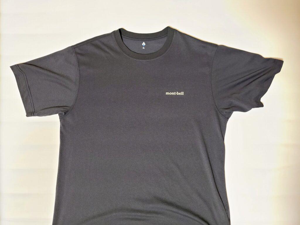 モンベル 「ウイックロンTシャツ」